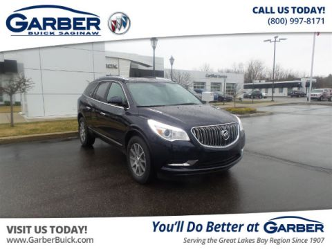 New 2017 Buick Enclave Leather AWD