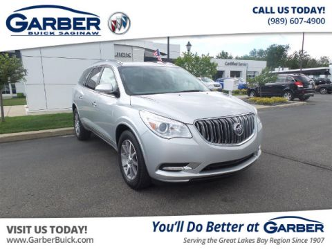 Pre-Owned 2014 Buick Enclave Leather AWD