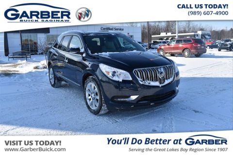 Pre-Owned 2015 Buick Enclave Premium AWD 4MATIC®