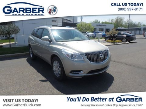 New 2017 Buick Enclave Premium With Navigation & AWD