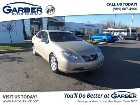 Pre-Owned 2007 Lexus ES 350 Base With Navigation