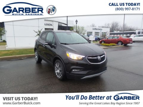 New 2017 Buick Encore Sport Touring