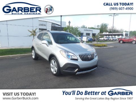 Certified Pre-Owned 2015 Buick Encore
