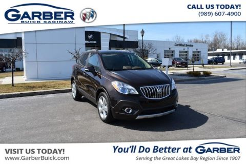 Certified Pre-Owned 2016 Buick Encore Leather