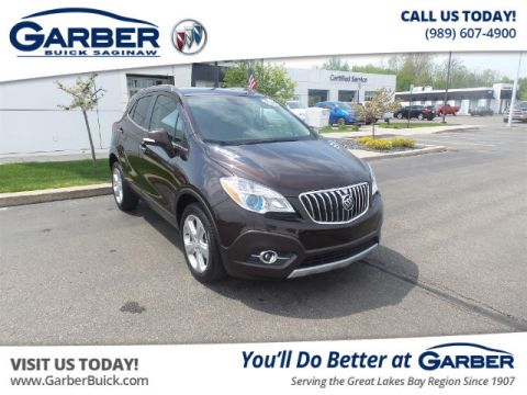 Certified Pre-Owned 2015 Buick Encore Convenience AWD