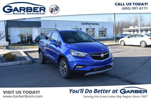 New 2018 Buick Encore Preferred II AWD