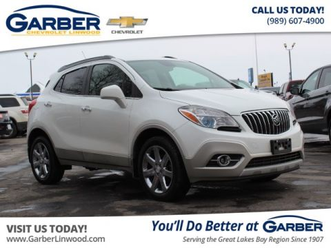 Pre-Owned 2013 Buick Encore Leather AWD 4MATIC®