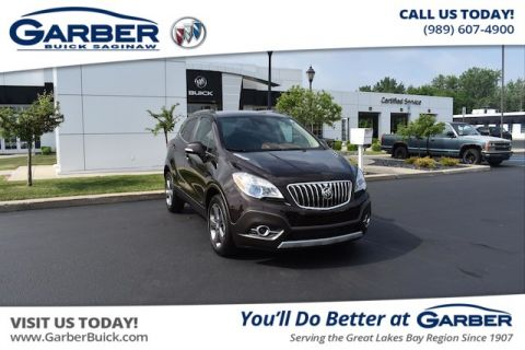 Pre-Owned 2014 Buick Encore Premium AWD