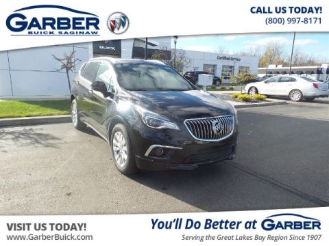 New 2018 Buick Envision Essence AWD