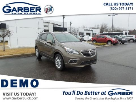 New 2017 Buick Envision Leather AWD