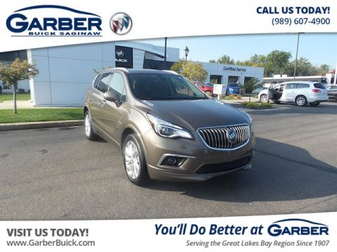 Certified Pre-Owned 2016 Buick Envision Premium II With Navigation & AWD