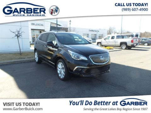 Pre-Owned 2017 Buick Envision Premium II AWD 4MATIC®