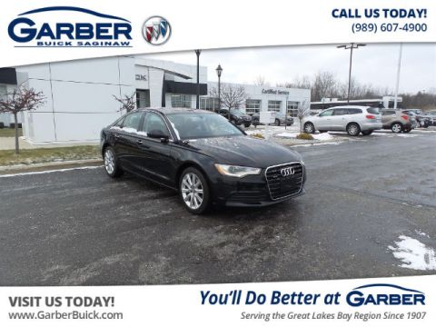 Pre-Owned 2014 Audi A6 2.0T Premium Plus AWD