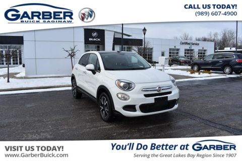 Pre-Owned 2016 FIAT 500X Easy AWD
