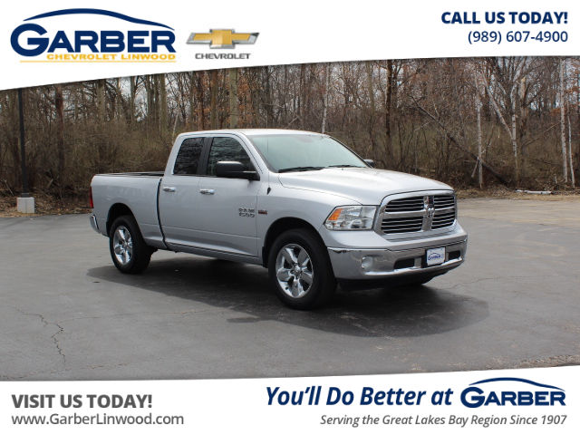 Pre-Owned 2016 RAM 1500 SLT Big Horn
