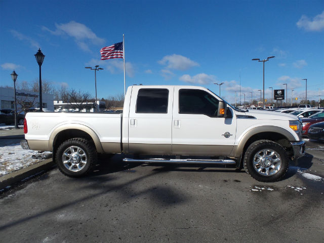 Pre-Owned 2012 Ford F-250 Lariat