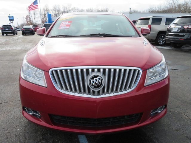 Pre-Owned 2012 Buick LaCrosse Leather