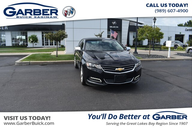 Garber Buick Saginaw Mi >> Pre Owned 2019 Chevrolet Impala Premier W 2lz With Navigation