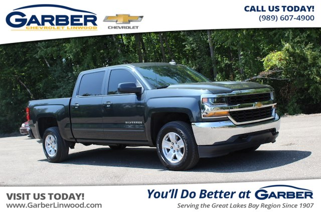 Pre Owned 2017 Chevrolet Silverado 1500 For Sale In Saginaw Mi At