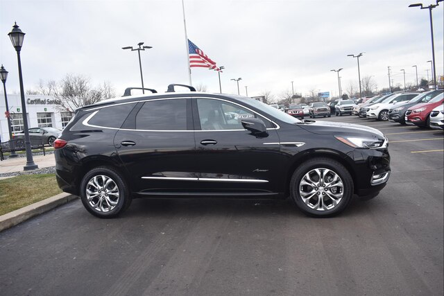 Certified Pre-Owned 2018 Buick Enclave Avenir