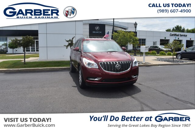 Pre Owned 2017 Buick Enclave Convenience Fwd Suv