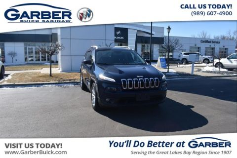Pre-Owned 2015 Jeep Cherokee Latitude FWD SUV