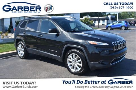 Pre-Owned 2014 Jeep Cherokee Limited 4WD