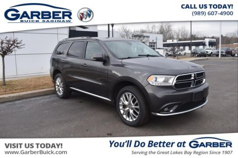 Pre-Owned 2016 Dodge Durango Limited AWD