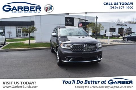 Pre-Owned 2017 Dodge Durango Citadel AWD 4MATIC®