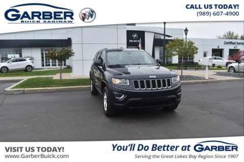 Pre-Owned 2016 Jeep Grand Cherokee Laredo 4WD