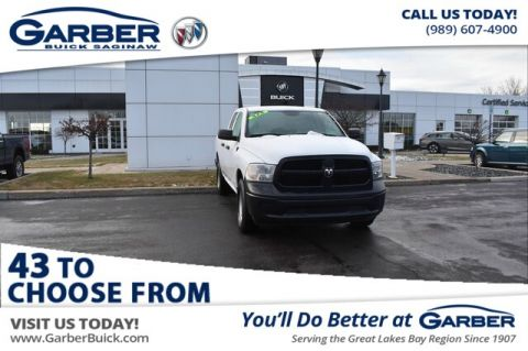 Pre-Owned 2017 RAM 1500 Tradesman/Express 4WD