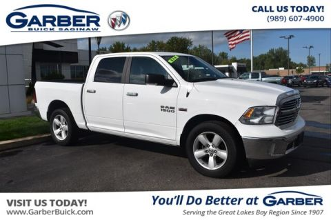 Pre-Owned 2017 RAM 1500 SLT With Navigation & 4WD