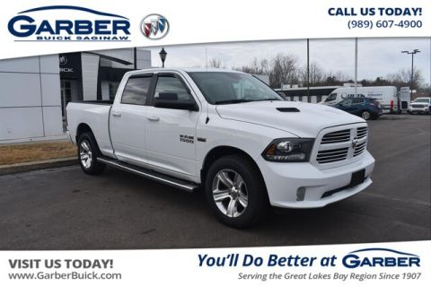 Pre-Owned 2016 RAM 1500 Sport With Navigation & 4WD