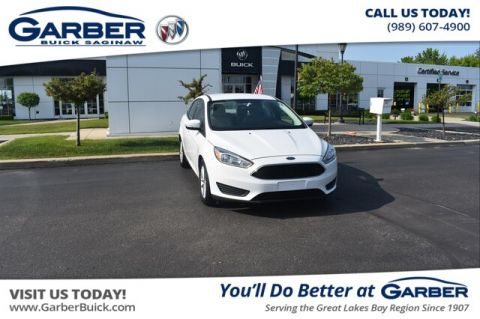 Pre-Owned 2016 Ford Focus SE FWD Sedan