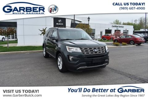 Pre-Owned 2016 Ford Explorer XLT 4WD