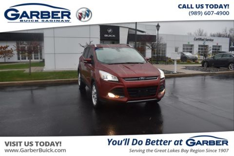 Pre-Owned 2014 Ford Escape Titanium 4WD