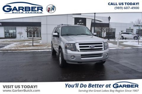 Pre-Owned 2014 Ford Expedition Limited With Navigation & 4WD