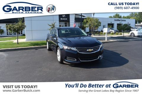 Pre-Owned 2017 Chevrolet Impala LT w/1LT FWD Sedan