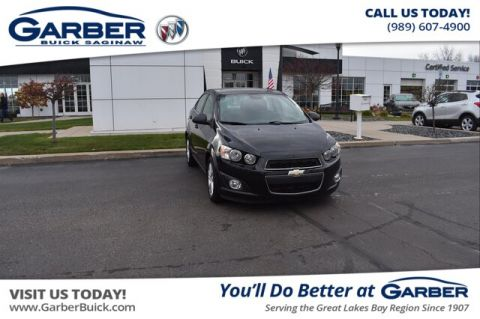 Pre-Owned 2013 Chevrolet Sonic LT Auto