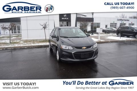 Pre-Owned 2017 Chevrolet Sonic LT Auto