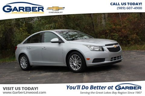 Pre-Owned 2012 Chevrolet Cruze LT w/2LT With Navigation