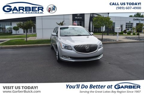 Pre-Owned 2015 Buick LaCrosse Base