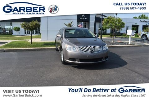 Pre-Owned 2010 Buick LaCrosse CX