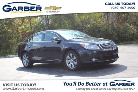 Pre-Owned 2013 Buick LaCrosse Leather With Navigation