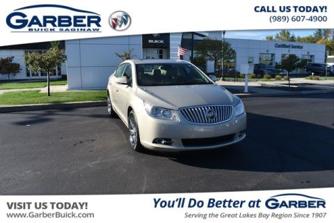 Pre-Owned 2012 Buick LaCrosse Premium 2 Group