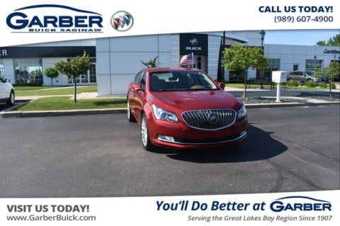 Pre-Owned 2014 Buick LaCrosse Premium II Group With Navigation