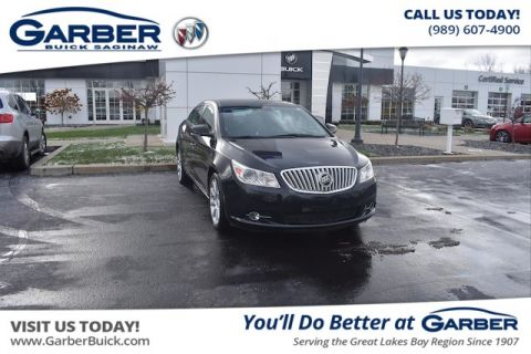 Pre-Owned 2012 Buick LaCrosse Touring Group With Navigation