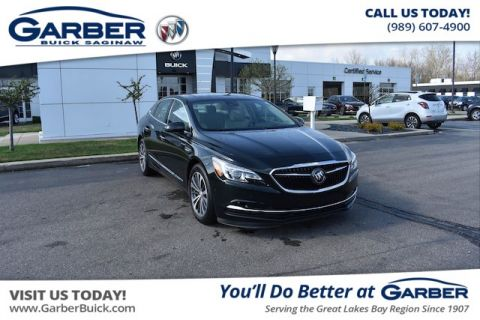 Pre-Owned 2017 Buick LaCrosse Premium AWD