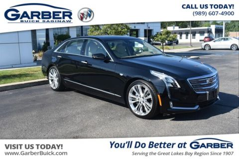 Pre-Owned 2018 Cadillac CT6 3.0L Twin Turbo Platinum AWD 4MATIC®