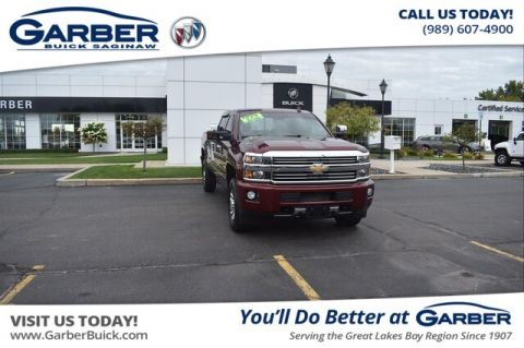 Pre-Owned 2016 Chevrolet Silverado 3500HD High Country With Navigation & 4WD